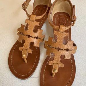 EUC✨Tory Burch Chandler Wedge Sandals